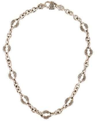 Scott Kay Bolo Link Necklace
