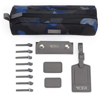 Tumi Accents Travel Kit with Zip Pouch
