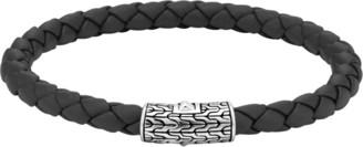 John Hardy Classic Chain Woven Bracelet