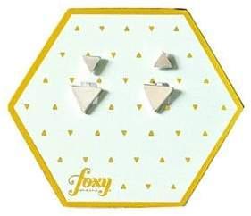 Foxy Originals Ear Adornments Minx Stud Earrings