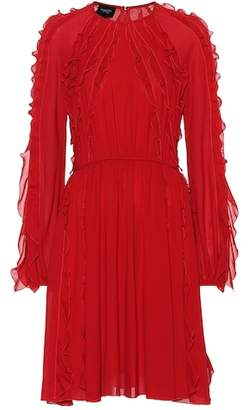 Giambattista Valli Ruffled crêpe minidress