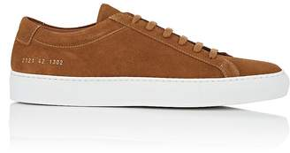 Common Projects Men's Original Achilles Suede Sneakers