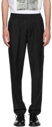 Acne Studios Black Ryder L Trousers