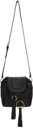 See by Chloé Black Polly Bag $460 thestylecure.com