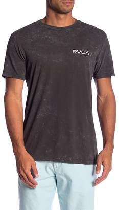 RVCA Venom Crew Neck Tee