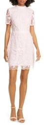 Ted Baker Elegant Lace Applique Dress