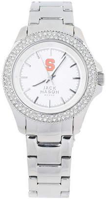 Jack Mason Women Syracuse Orange Glitz Sport Bracelet Watch