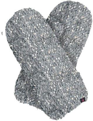 Cuddl Duds Plush Spacedye Knit Mitten