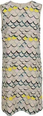 M Missoni Missoni Scale Print Dress