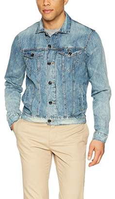 Lucky Brand Men's Light Weight Trucker Jacket