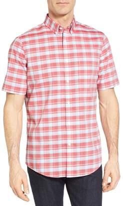 Nordstrom Regular Fit Plaid Sport Shirt