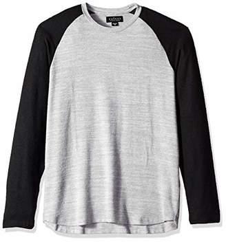 Velvet by Graham & Spencer Men's Kye Long Sleeve Raglan Shirt