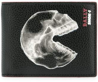Bally Consumer print bifold wallet