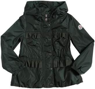 b6bc03eb7 Girle Hooded Moncler - ShopStyle