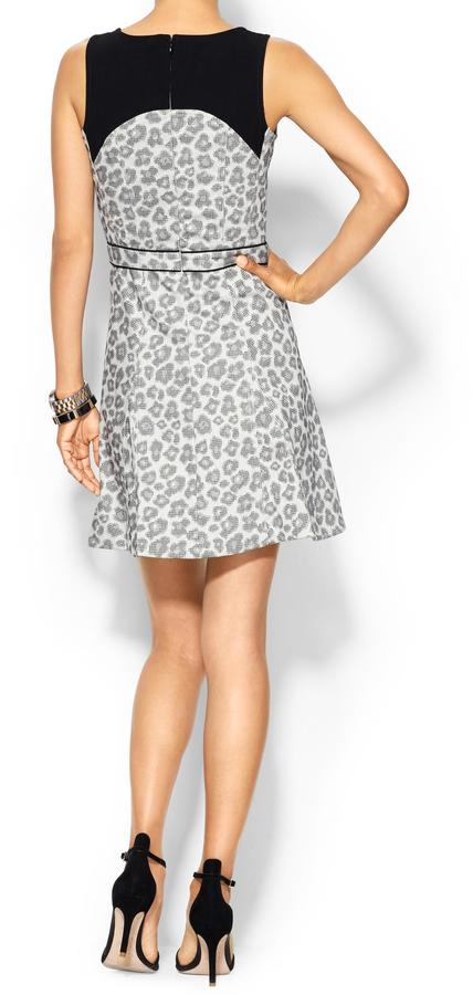 Marc by Marc Jacobs Heather Jacquard Dress
