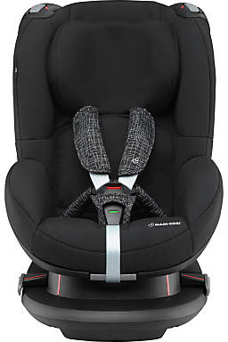 At John Lewis And Partners Maxi Cosi Tobi Group 1 Car Seat Black Grid