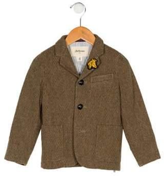 Bellerose Kids Boys' Tweed Jacket brown Kids Boys' Tweed Jacket
