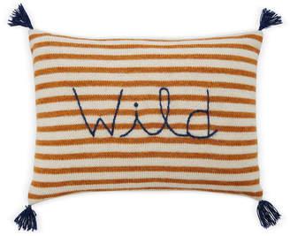 Oeuf Wild Embroidered Alpaca Kids Pillow