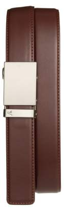 Mission Belt 'Steel' Leather Belt
