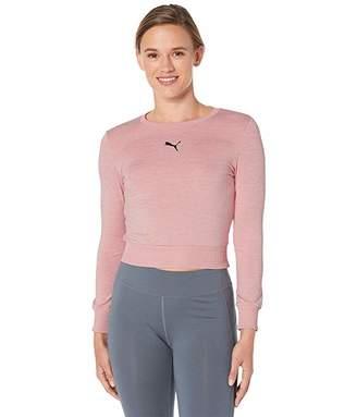 Puma Soft Sports Long Sleeve Tee