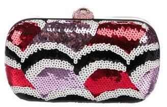 Gucci Broadway Sequin Clutch