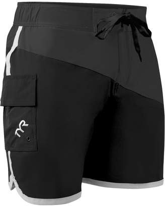 TYR Men's Colorblock Boardshorts