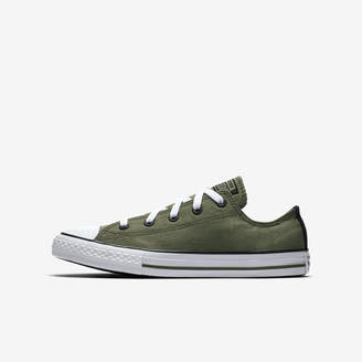 Nike Converse Chuck Taylor All Star Seasonal Color Low TopBoys Shoe