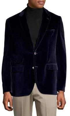 HUGO Jeffrey Velvet Suit Jacket