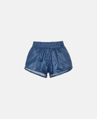 adidas by Stella McCartney Blue Running 2-In-1 Shorts