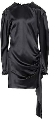 Magda Butrym Torrance silk and wool-blend dress