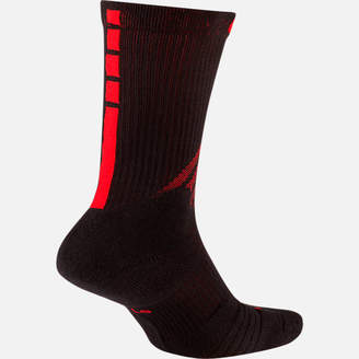 Nike Unisex Portland Trail Blazers NBA City Edition Elite Crew Basketball Socks