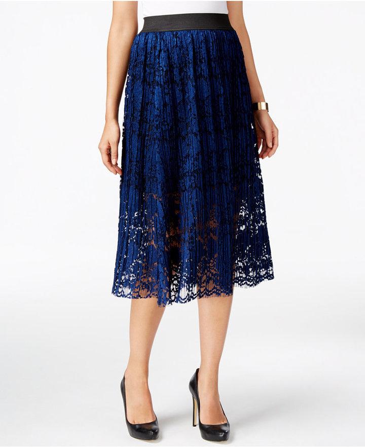 eci lace a line skirt shopstyle co uk