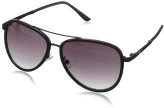 BCBGMAXAZRIA Women's B862 Aviator Sunglasses