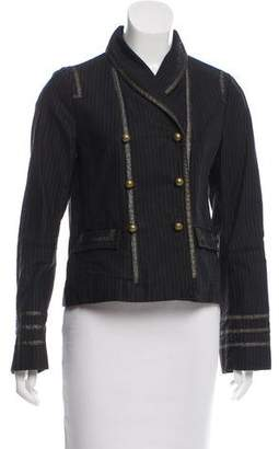 Marc by Marc Jacobs Double-Breasted Military Jacket