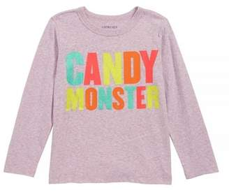 J.Crew crewcuts by Candy Monster Tee