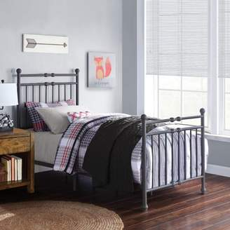 Better Homes & Gardens Colfax Convertible Bed, Fits Twin, Full or Queen Size Mattress, Multiple Finishes