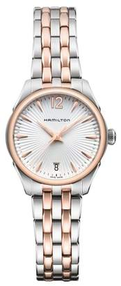 Hamilton Jazzmaster Lady Bracelet Watch, 30mm