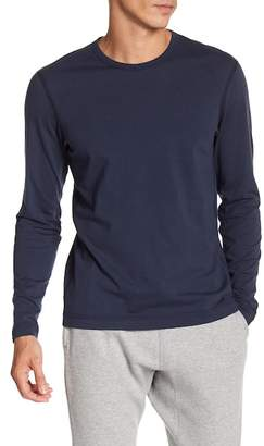 Reigning Champ Crew Neck Long Sleeve Tee