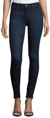 DL1961 Premium Denim Florence Instasculpt Skinny Jeans, Pulse $178 thestylecure.com