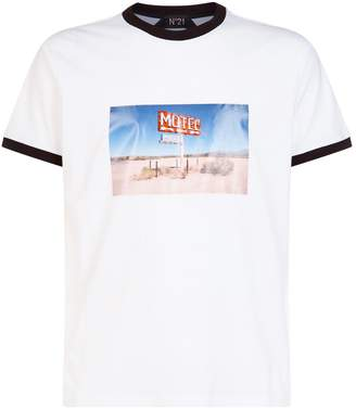 N°21 N 21 Motel T-Shirt