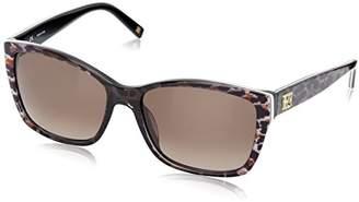 Escada Sunglasses Women's SES307M-0AQ5 Rectangular Sunglasses