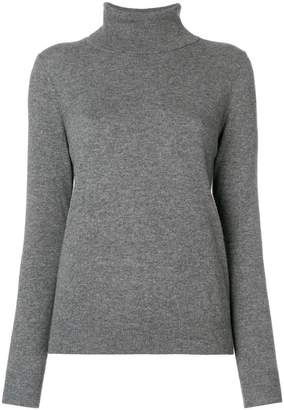 N.Peal turtle neck jumper