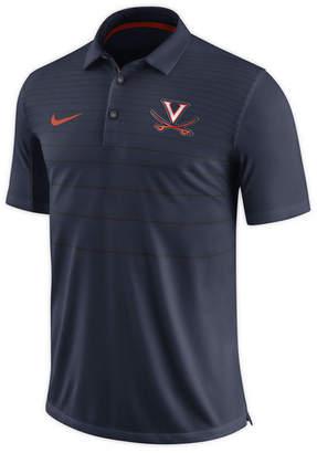 Nike Men's Virginia Cavaliers Early Season Coach Polo