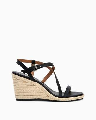 Calvin Klein bellemine pebble wedge sandals