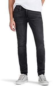 Frame Men's L'Homme Skinny Stretch-Cotton Jeans - Black