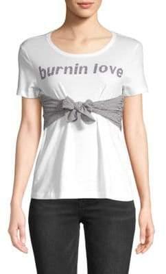 Burning Love Graphic Tee
