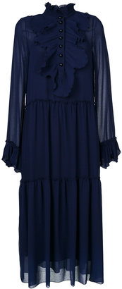 See By Chloé ruffled maxi dress $575 thestylecure.com