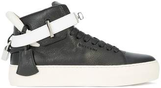 Buscemi lace-up hi-top sneakers