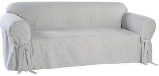 August Grove Box Cushion Sofa Slipcover