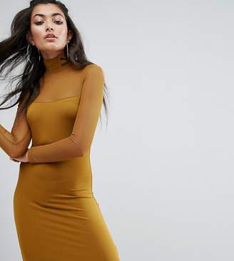 Puma Exclusive To ASOS Bodycon Mesh Dress